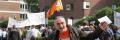 Fotios Amanatides auf der #StopWatchingUs am 12.4.2014 in Köln