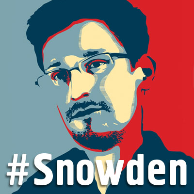 #Snowden