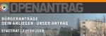 OpenAntrag Leverkusen