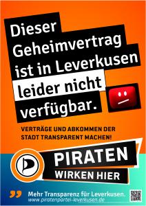 Dieser Geheimvertrag ist in Leverkusen leider nicht verfügbar