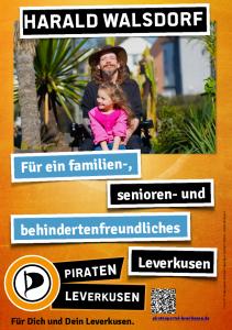 Harald Walsdorf - für ein familien-, behinderten- und seniorenfreundliches Leverkusen
