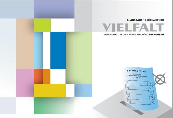 Vielfalt - Interkulturelles Magazin für Leverkusen