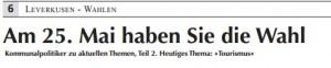 Wochenpost 19/2014