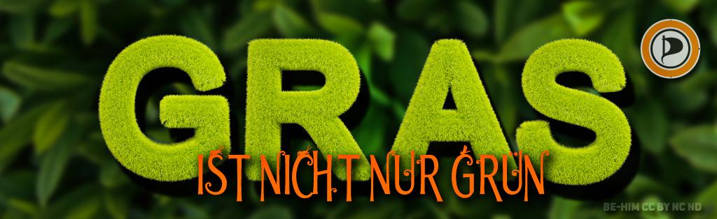 GRAS IST NICHT NUR GRUEN - be-him CC BY NC ND