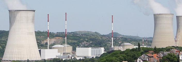 Kernkraftwerk Tihange, Puy, Belgien (CC-BY-SA Hullie)