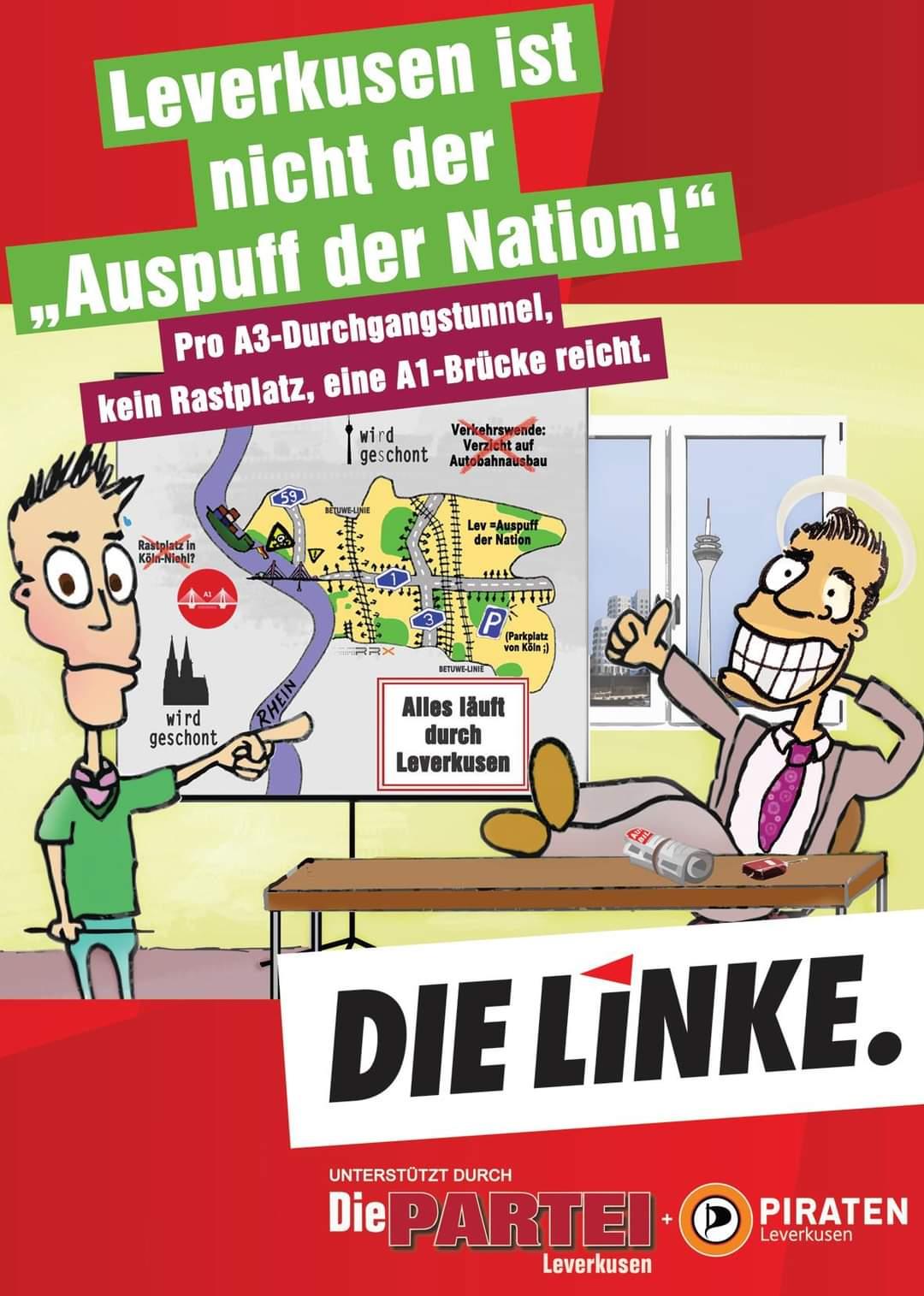 Leverkusen ist nicht der Auspuff der Nation