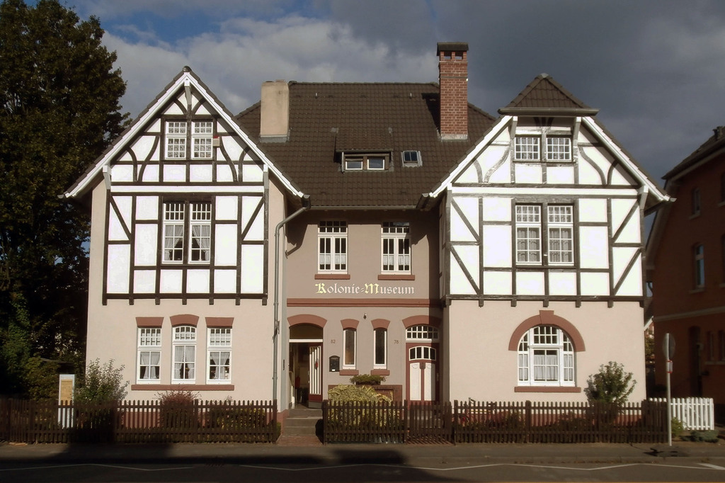 Kolonie-Museum in Wiesdorf
